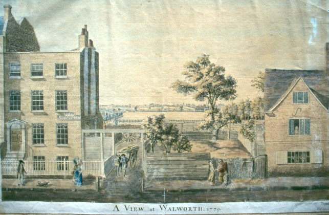 The Walworth Road 1799