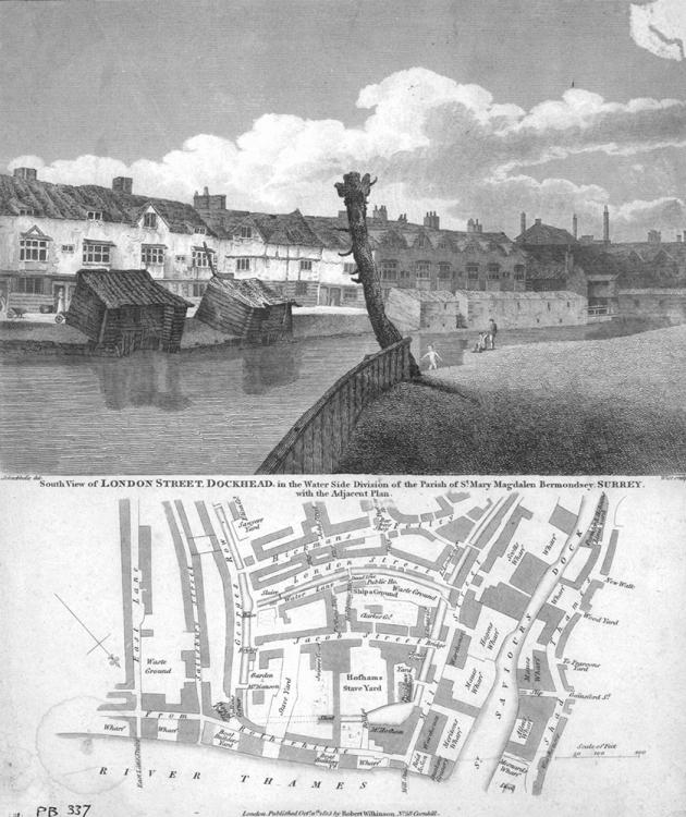 Jacob's Island, 1813
