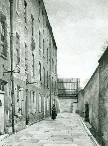 Marshalsea Prison 1887