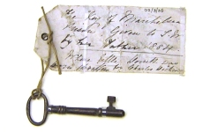 Key to Marshalsea Prison