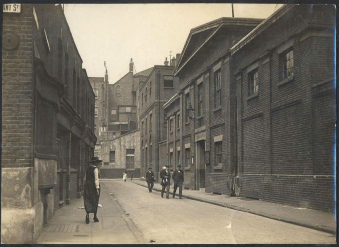 Mint Street Workhouse c.1920 PS03225 web