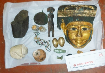 Ancient Egyptian salvage