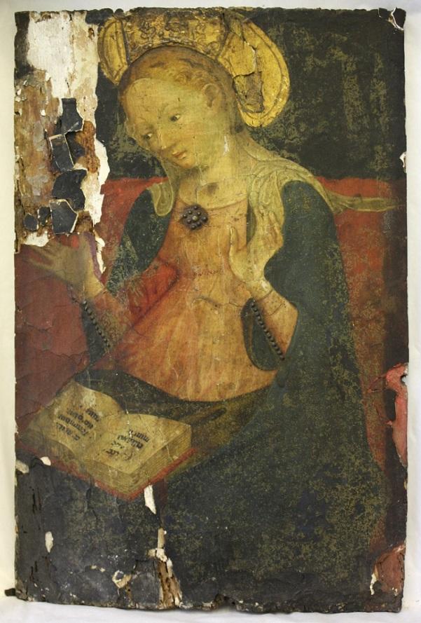 Nicholas di Pietro Painting (C01234)
