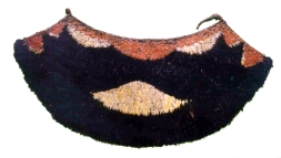 Hawaiian feather cape (C02398)