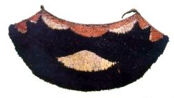 Hawaiian feather cape (C02398)
