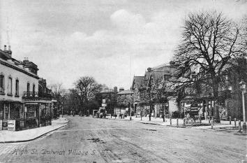 Dulwich Village c.1905