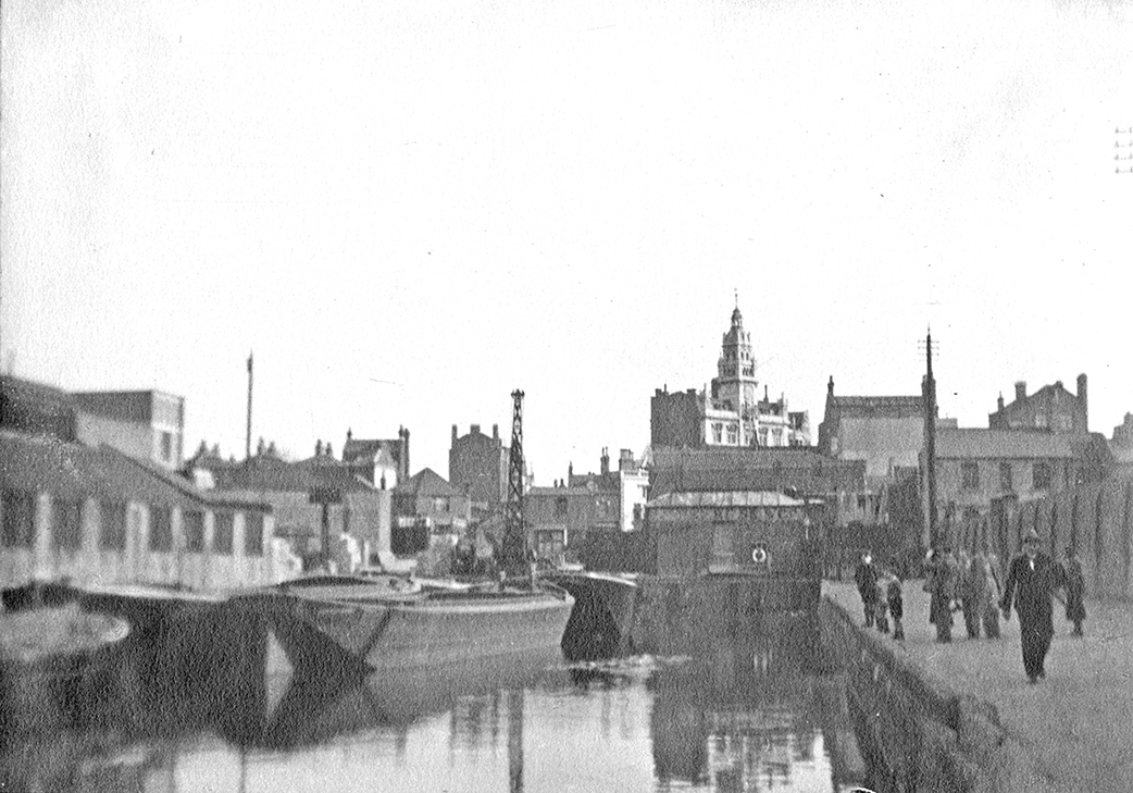 Grand Surrey Canal Basin – Peckham Branch (PC00155)