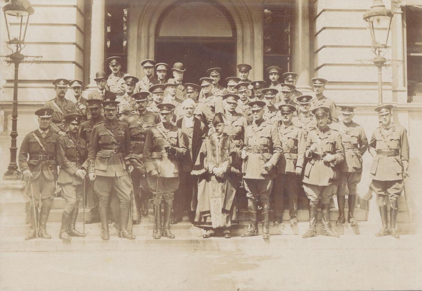 First World War recruitment (P5601)