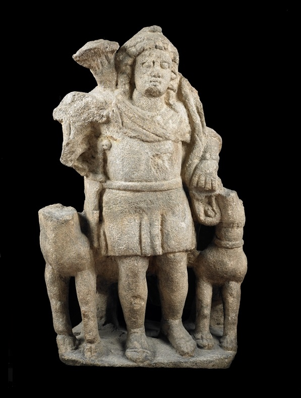 Roman Hunter God statue (C15236)
