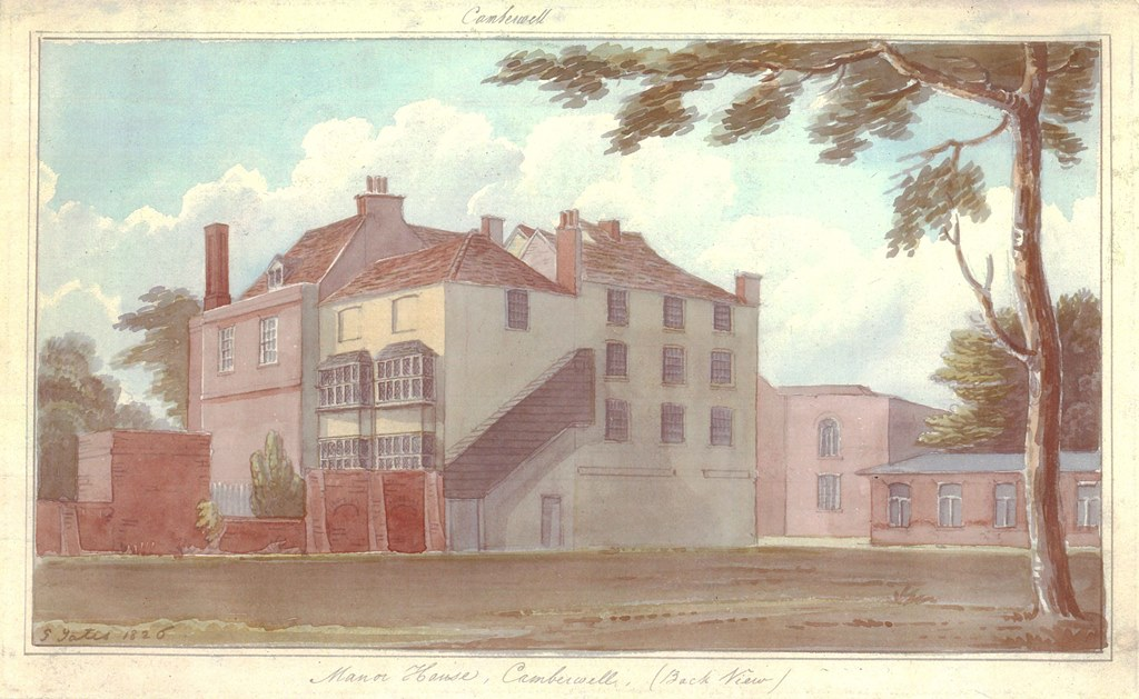 Bowyer Manor House 1826