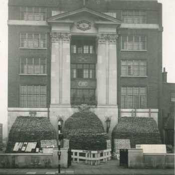 Camberwell Town Hall 1939