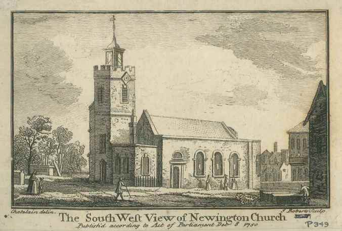 P00349 St Mary Newington