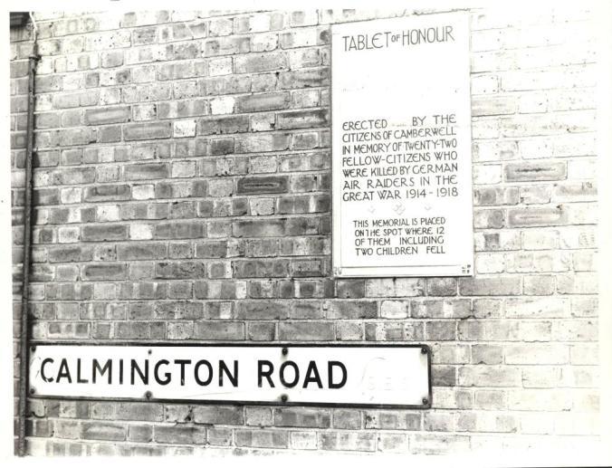 Calmington Road 1977 p9968