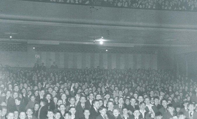 camberwell odeon, premier of london borough, 02-03-55