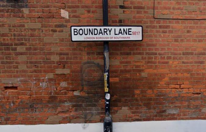 2. Boundary Lane