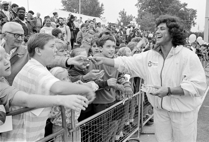 Sports_at_Southwark_Park_1989_10_02_0007 Fatima Whitbread