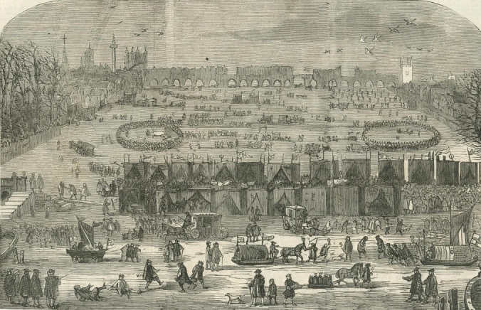 London Bridge 1683