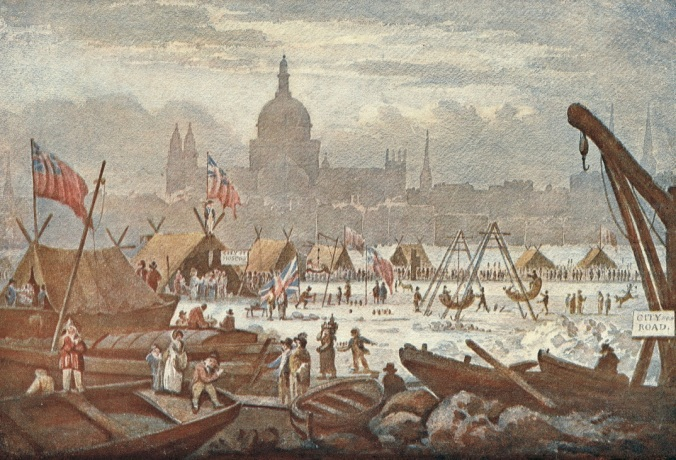 London Bridge 1813