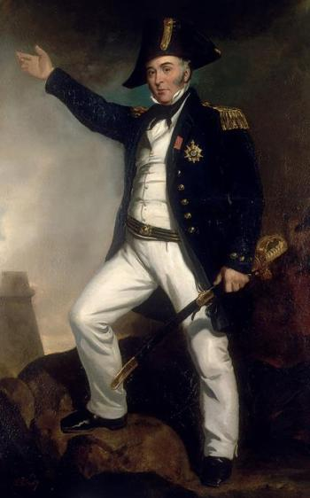 Admiral Sir Charles Napier MP (1786-1860)